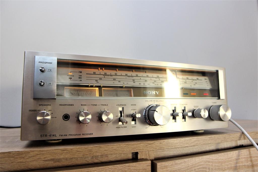 Sony STR 414L amplituner stereo (1978-79)
