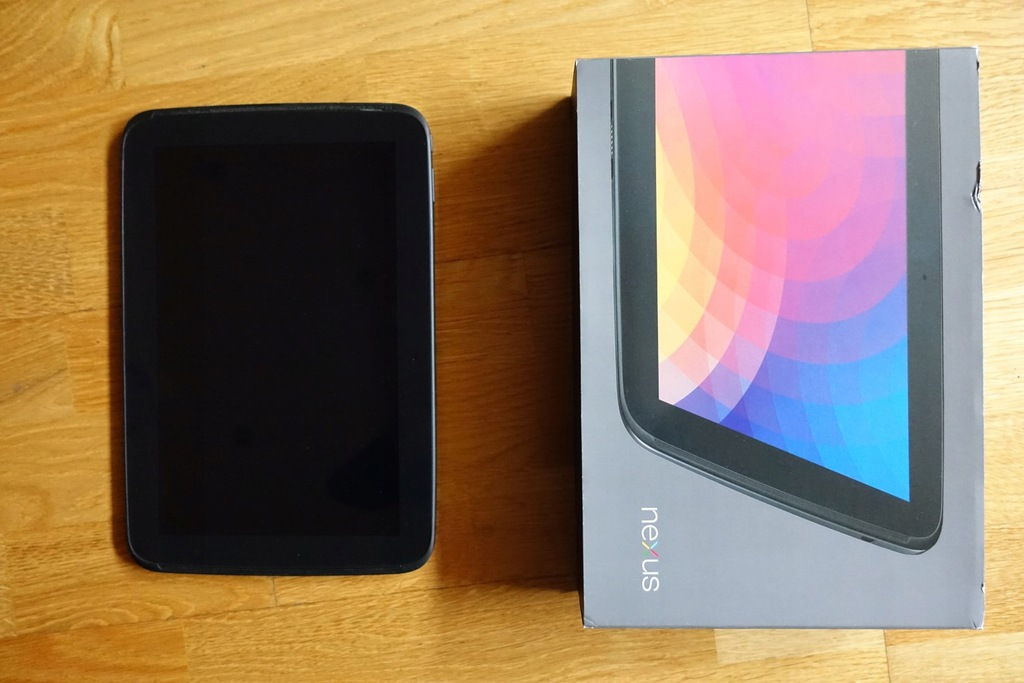 Tablet Samsung Google Nexus 10 16 Gb 7434410894 Oficjalne Archiwum Allegro