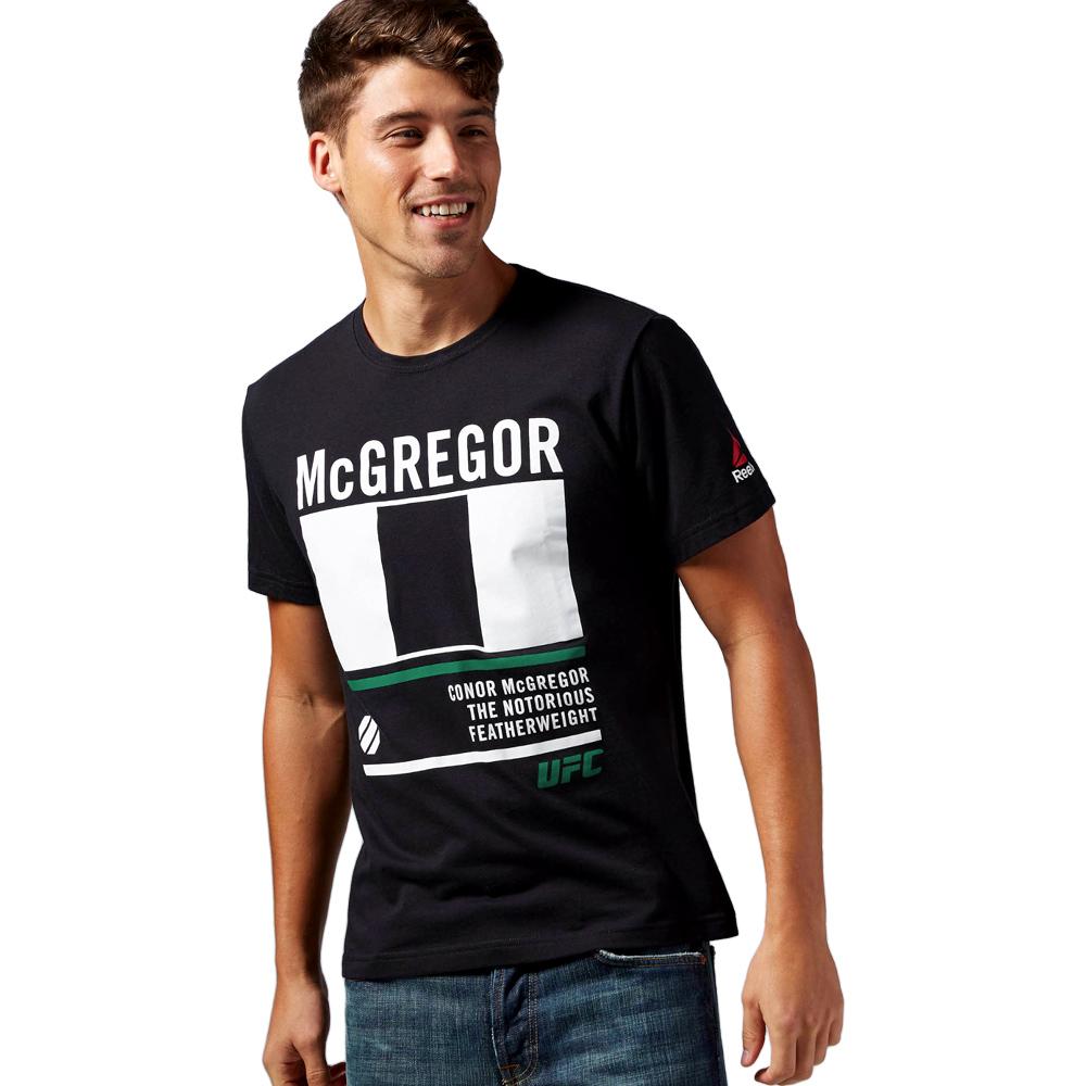 Koszulka Reebok UFC Conor McGregor MMA męska XL