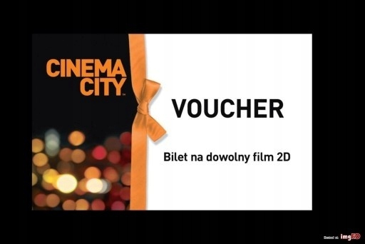 Voucher Bilet Cinema City 7dni Tyg Cala Pl 11 2019 7674637123 Oficjalne Archiwum Allegro