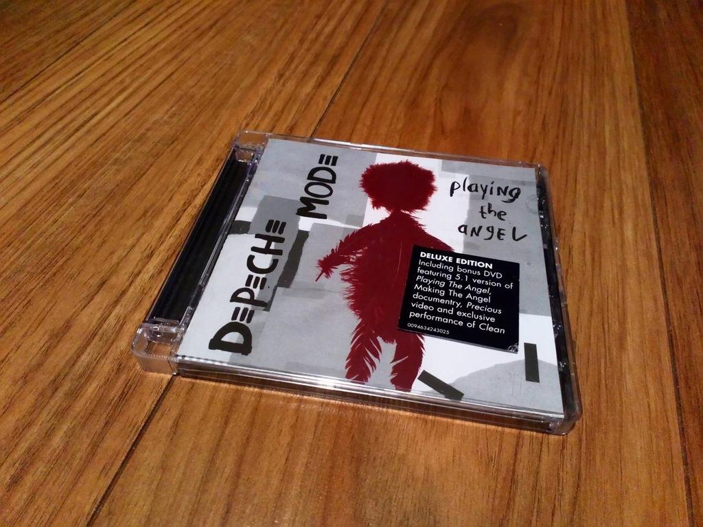 DEPECHE MODE PLAYING THE ANGEL SACD + DVD 5.1