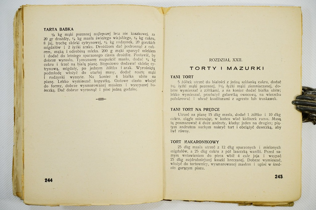 Praktyczna Kuchnia Domowa D Wyrybkowska 1937 38 7299501011 Oficjalne Archiwum Allegro