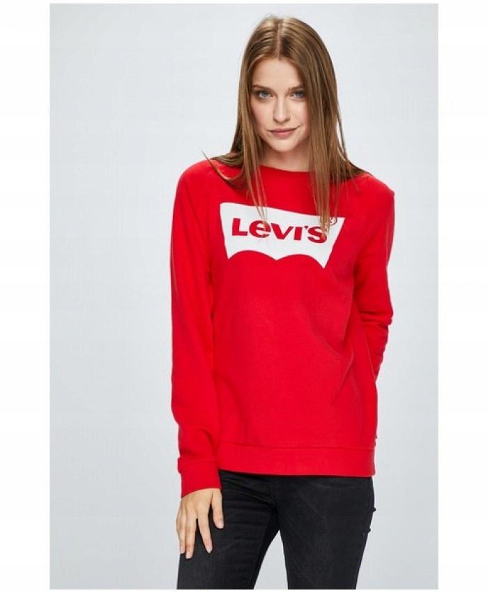 bluza levi's damska oversize