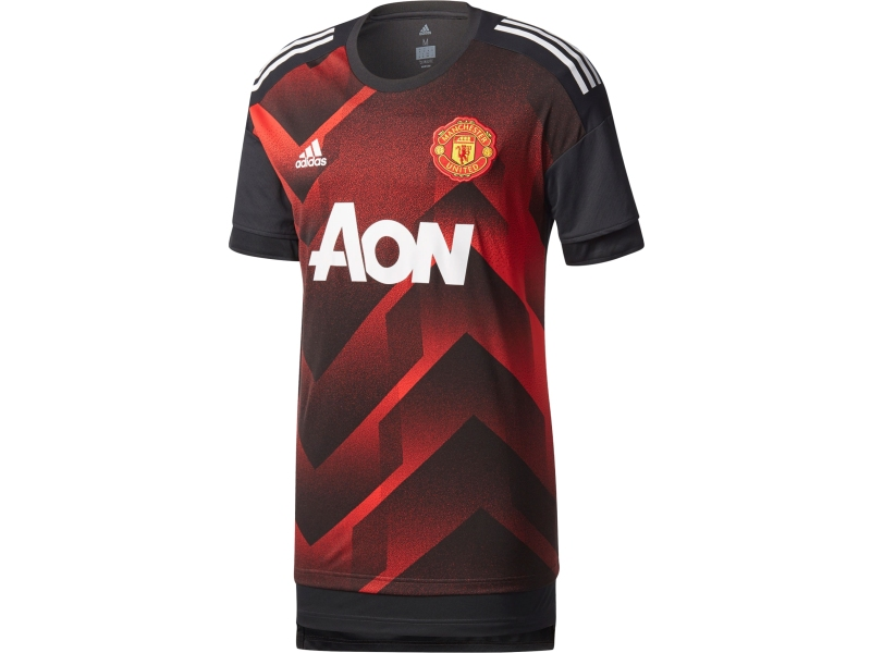 RMAN134! Manchester United koszulka Adidas 17 18 L