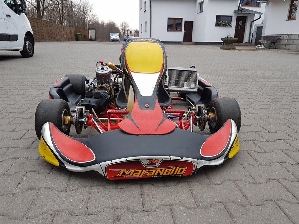 MARANELLO KZ 125ccm 6 biegów SILNIK TM K8 !!50KM!!