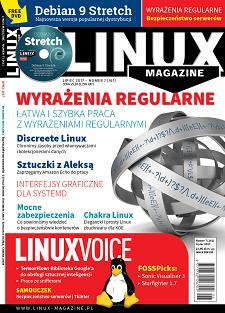 e-wydanie Linux Magazine 7/2017: Wyrażenia regular