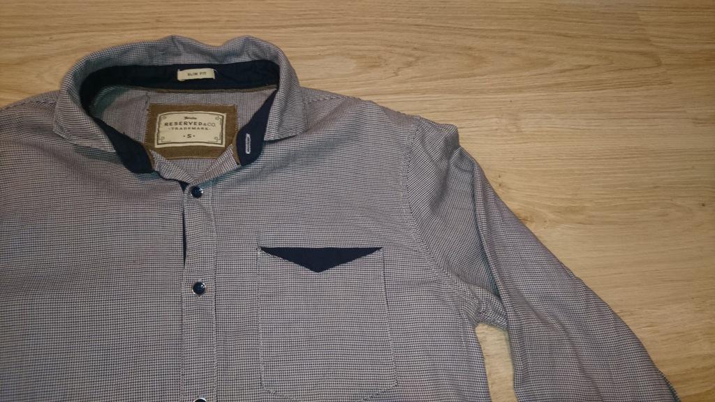 Koszula Reserved Slim Fit S