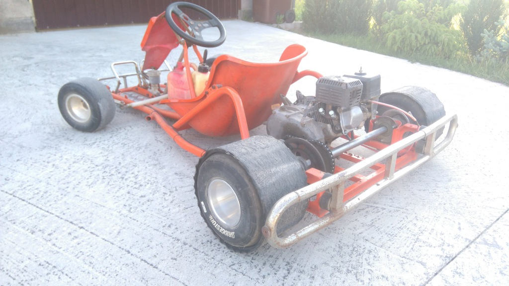 gokart drift jak trike karting honda GX200 6.5HP