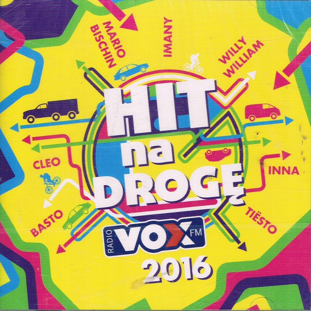 VOX FM 2CD HIT NA DROGĘ 2017 Luis Fonsi Despacito