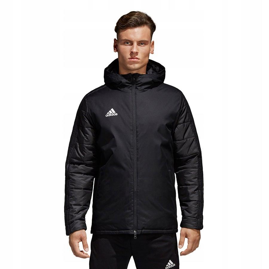 Kurtka adidas Winter JKT 18 BQ6602 XXL czarny