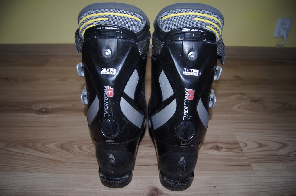 Buty narciarskie Salomon Performa CF r. 44, 28 cm