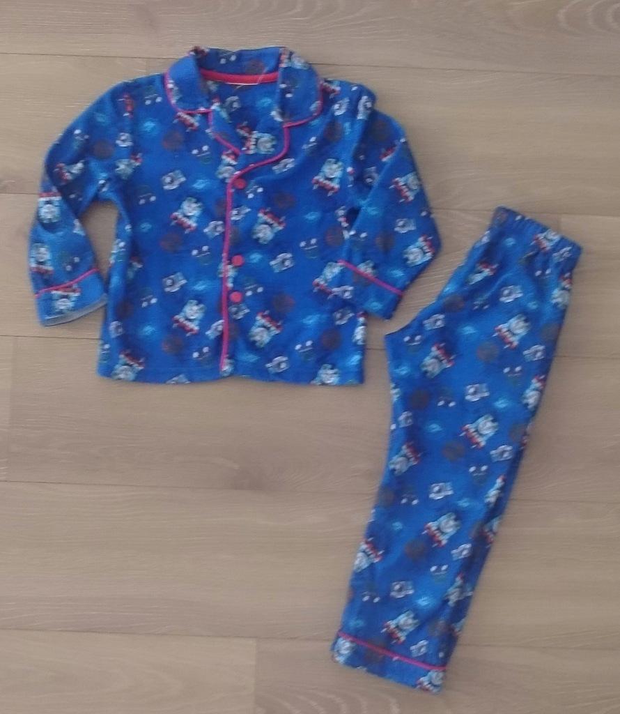 piżamka piżama TOMEK THOMAS 98 cm ciepła