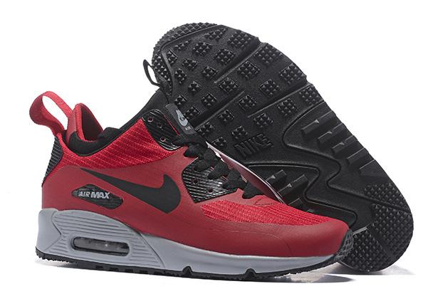Buty Nike Air Max KPU Czerwone Męskie r. 45