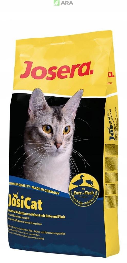 Josera JosiCat sucha karma 10kg kurczak