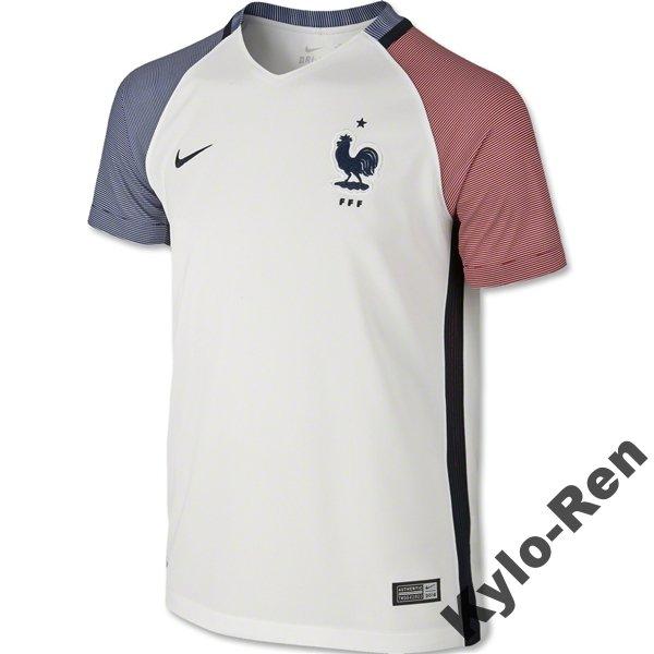 Koszulka Nike Francja Euro 2016 Wyjazdowa Roz M 6304675262 Oficjalne Archiwum Allegro