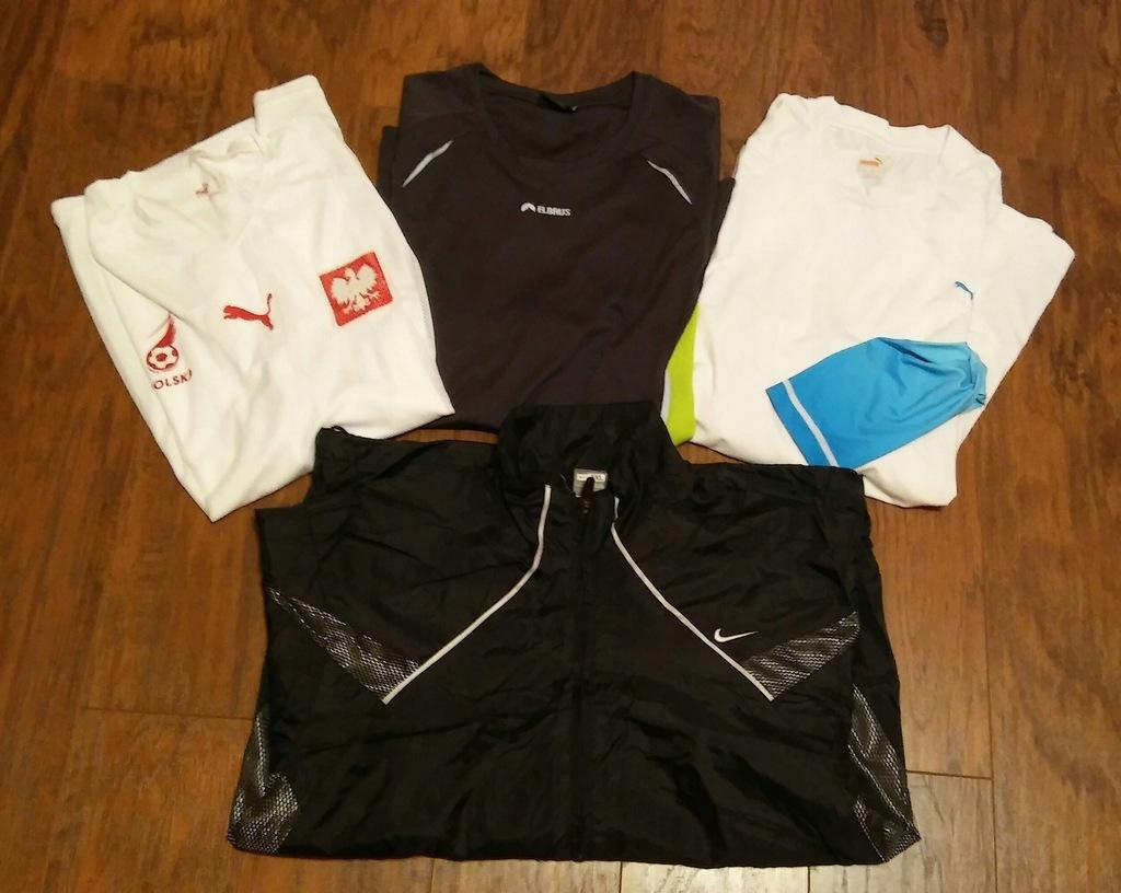 Zestaw męskich sportowych ubrań rozmiar L/ XL