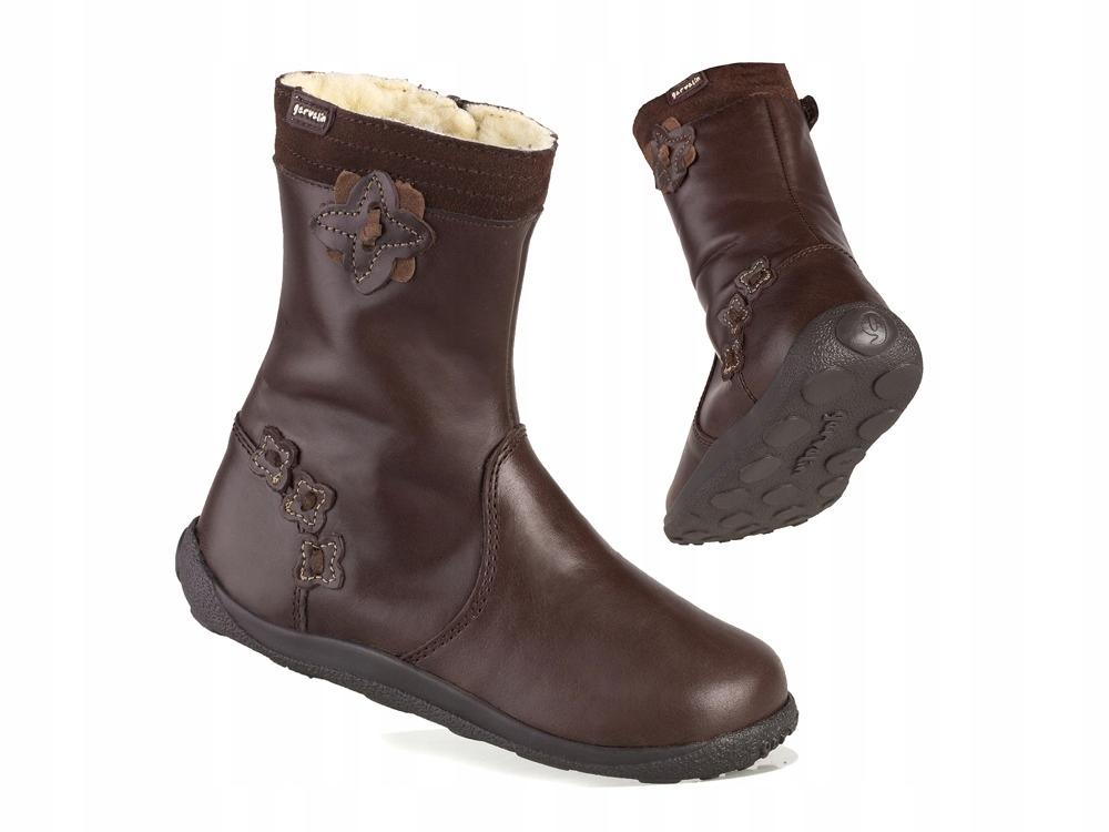 Kozaki buty dziecięce Garvalin ZIMA 22 141412B FB