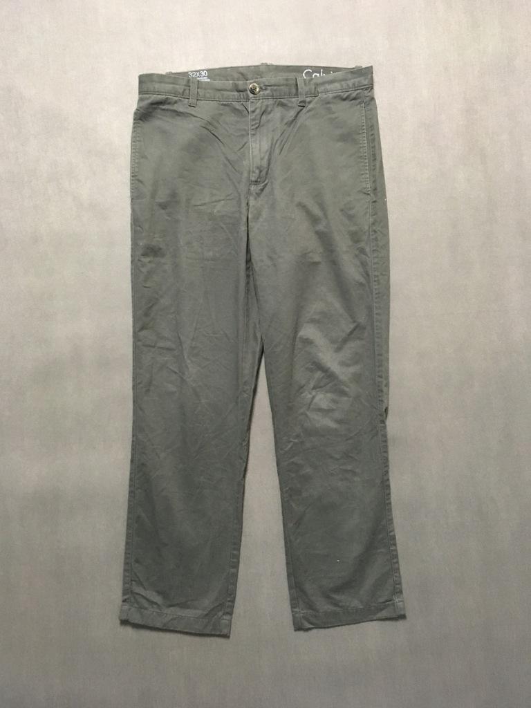 Calvin Klein 32/30 chinosy Oryginalne spodnie