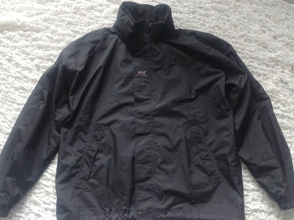 Helly Hansen Tech kurtka trekkingowa XL