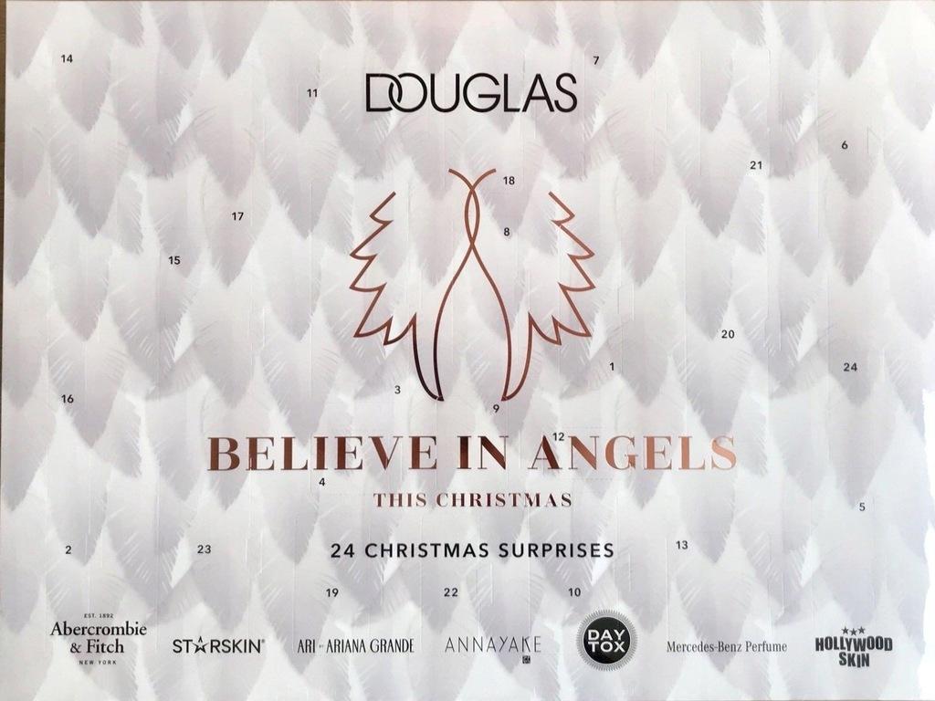 Kalendarz Adwentowy Douglas 2018 Nowy 7687394490 Oficjalne Archiwum Allegro