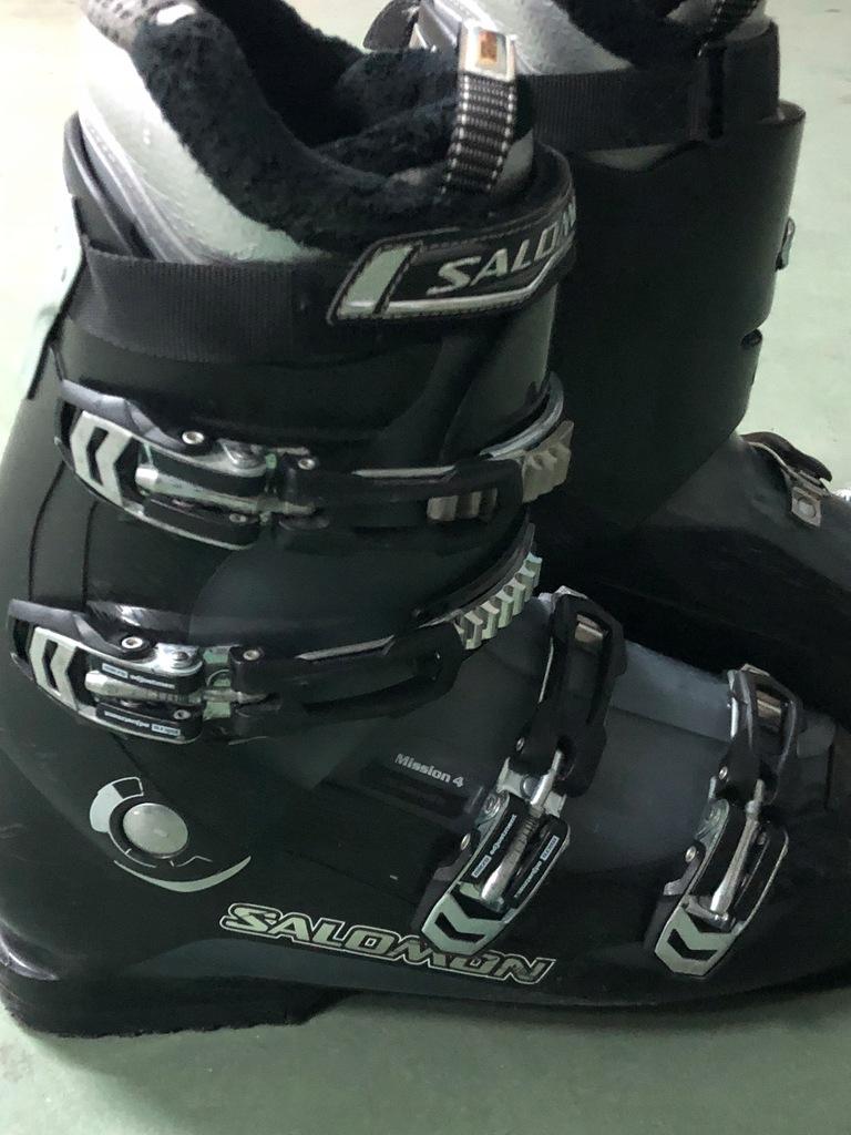 Buty narciarskie SALOMON Mission 4 rozm.2929,5