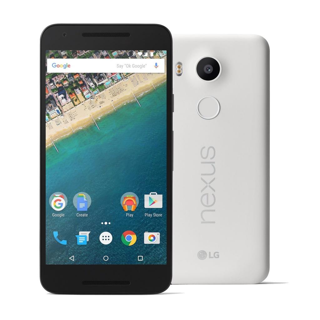 Nowy Lg Google Nexus 5x H791 Bezlocka Sklep Fv23 6983783226 Oficjalne Archiwum Allegro
