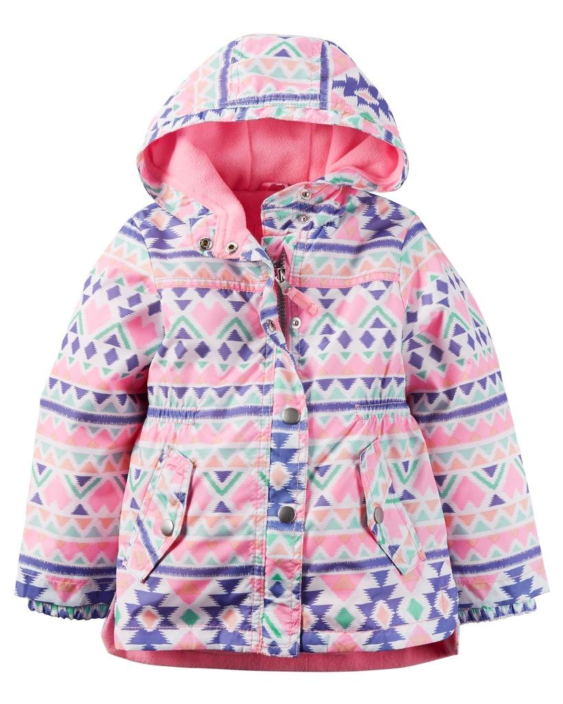 CARTER'S płaszcz kurtka przeciwdeszczowa *104 NOWA