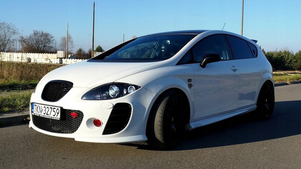 Seat Leon 2 Cupra 1p Copa Edition 370km Stage3 7654261168 Oficjalne Archiwum Allegro