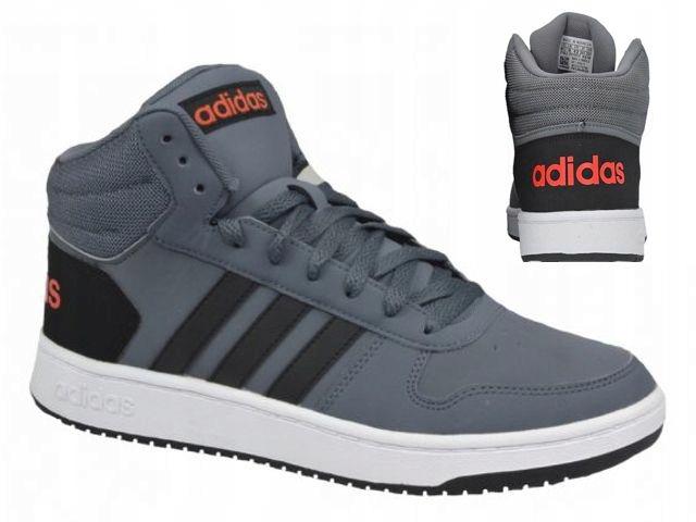 Buty sportowe m?skie Adidas VS Hoops 2.0 Mid (B44670)
