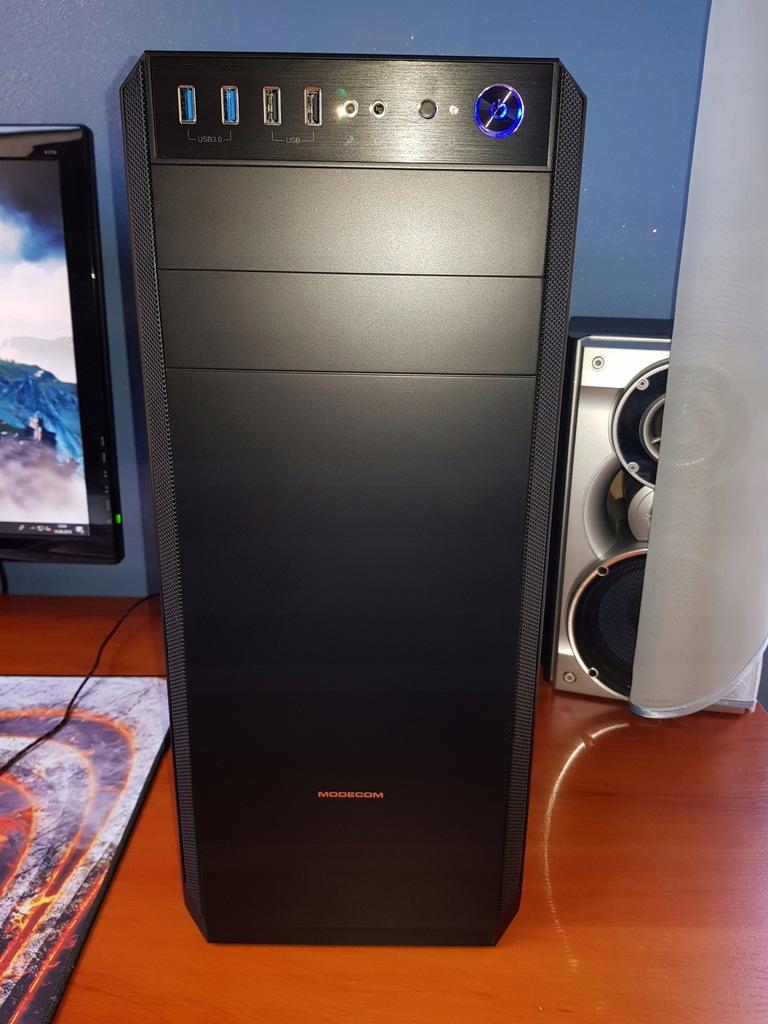 Komputer idealny do gier i7/GTX 1070 8GB/8GB RAM