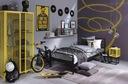 Łóżko metalowe PROFI 90x200 Producent