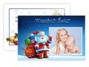 FOTO KARTKI POCZTÓWKI Boże Narodzenie A5 KREATOR