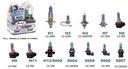 Żarówki Farenheit W21W 5000K OPEL ASTRA J jak LED Producent inny