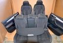 BMW X6 F16 fotele sportowe boczki tunel GMAT