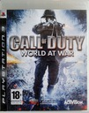 PS3 CALL OF DUTY WORLD AT WAR POLSKA WERSJA NOWA