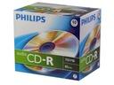 PHILIPS AUDIO CD-R 80min 10 sztuk do muzyki Wa-Wa