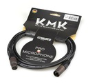 KLOTZ KMK kabel mikrofonowy XLR CANON NEUTRIK 2m