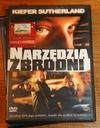 NARZĘDZIA ZBRODNI DVD