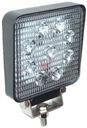 Lampa Robocza 9 LED Halogen Szperacz 27W 12V 24 V