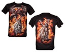 Koszulka motocykl BIKER ROCK EAGLE 4443 S - XXL