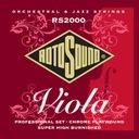 ROTOSOUND RS2000 SAITEN für VIOLA 14-25-30-43