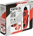 YATO WKRĘTARKA AKUMULATOROWA WKRĘTAK 3,6V 100BITÓW Informacje dodatkowe nie dotyczy