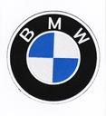 VAR naszywka BMW 18 CM TUNING