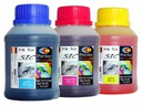 TUSZ color HP 301/Canon PIXMA/ Brother 3x250ml CMY