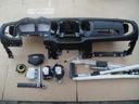 Kia Sportage 2014r Komplet Airbag zestaw poduszek