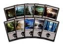 MTG 10x Swamp Basic Land