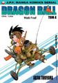 DRAGON BALL 4 manga