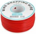 (Кабель кабель KYNAR 0,24 мм (2м) красный (2525)) доставка товаров из Польши и Allegro на русском