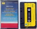 Б. Бриттен - Глориана, Питер Граймс... (MC) ОЧ. доставка товаров из Польши и Allegro на русском