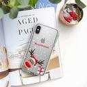 Świąteczne Etui Case do Huawei Mate 20 Lite Kolor wielokolorowy
